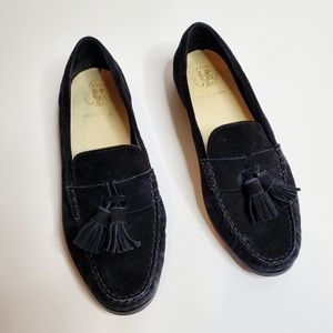 Cole Haan Pinch Grand Tassel Loafers Slip-on Shoes